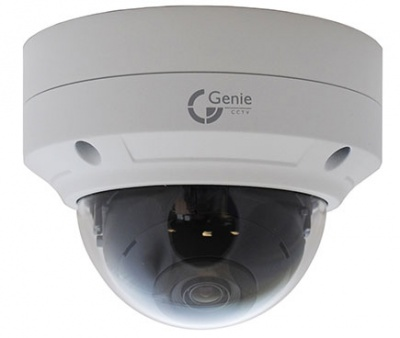 Genie WOIP8VD5 8MP H.265 PoE 3.6mm 25m IR 4K VR Dome cam